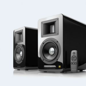 EDIFIER-AIRPULSEA100-Edifier Airpulse A100 Hi-Res Audio Active Speaker System with Wireless Subwoofer Bluetooth