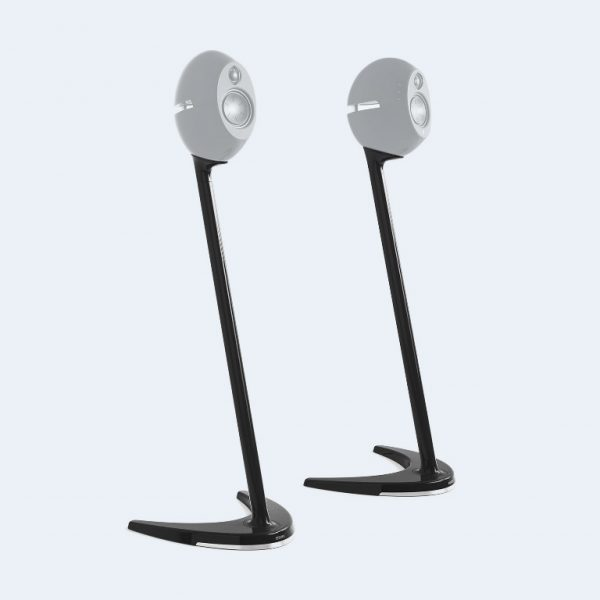 EDIFIER-SS01C-BLACK-Edifier SS01C Speaker Stands Black - Compatible with E25