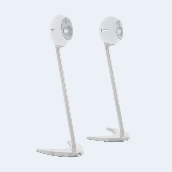 EDIFIER-SS01C-WHITE-Edifier SS01C Speaker Stands White - Compatible with E25