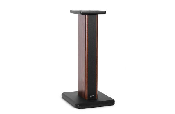 EDIFIER-SS03-Edifier SS03 Stand - Compatible with S3000PRO/Elevates Speakers/Wood Grain Design/MDF Structure Stability; 2 Stand