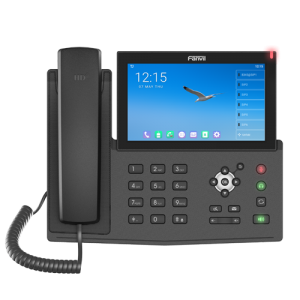 Fanvil-X7A-Fanvil X7A Android Touch Screen IP Phone