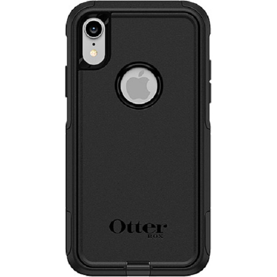 Generic-77-59761-OtterBox Defender Series Case for Apple iPhone XR - Black