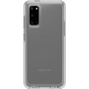 Generic-77-64196-OtterBox Symmetry Series Clear Case For Samsung Galaxy S20 5G Clear - Thin