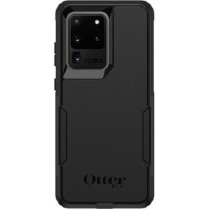 Generic-77-64215-OtterBox Commuter Series Case For Samsung Galaxy S20 Ultra 5G Black - Thin