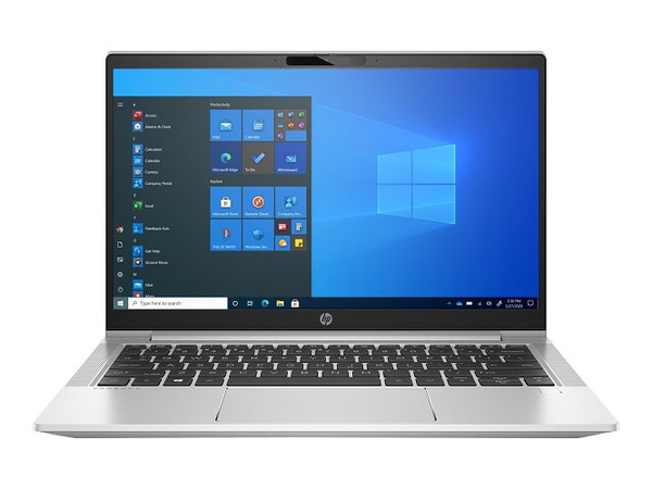 """HP-365G5PA-HP ProBook 430 G8 13.3"""" HD Intel i5-1135G7 8GB 256GB SSD WIN10 PRO Intel Iris Xe Graphics Backlit 3CELL 1.28kg 1YR WTY W10P Notebook (365G5PA)"""