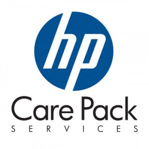 HP-U9BA7E-HP Care Pack 3 Year Next Business Day Onsite Notebook Only Service - Suits HP 250