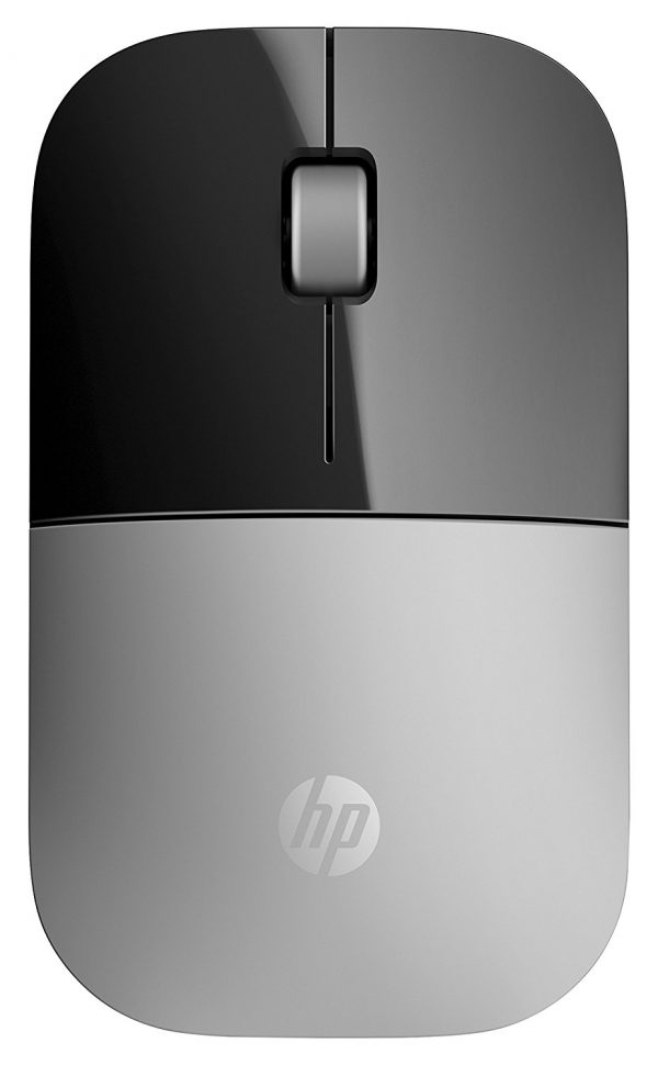 HP-X7Q44AA-HP Z3700 Silver Wireless Mouse 2.4GHz 16 months Battery Life 10m Range