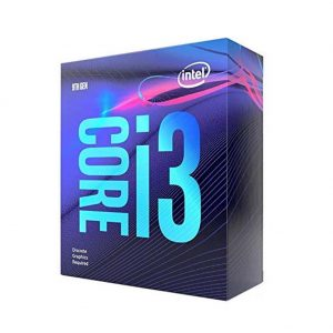 Intel-BX80684I39100F-Intel Core i3-9100F 3.6Ghz s1151 Coffee Lake 9th Generation Boxed 3 Years Warranty - Dedicated Graphics is required
