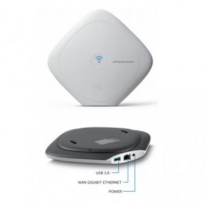 Intel-WRTD-303N-Intel Class Connect Access Point featuring 500GB Hard Drive and 5 Hours Battery. Content Hosting. Intel part number WRTD-303N