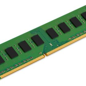 Kingston-KVR24N17D8/16-Kingston 16GB (1x16GB) DDR4 UDIMM 2400MHz CL17 1.2V Unbuffered ValueRAM Single Stick Desktop Memory