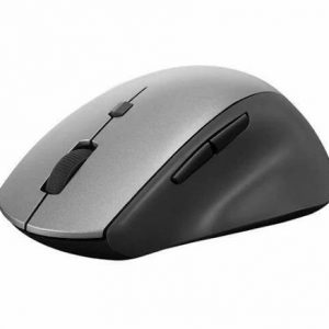 Lenovo-4Y50V81591-LENOVO ThinkBook Wireless Media Mouse - Compatible with Windows 10 and Windows 7