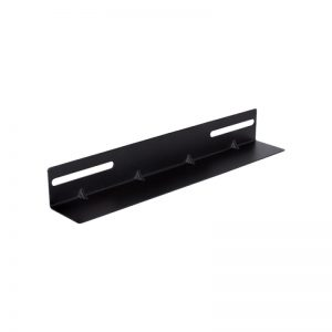 "LinkBasic-CFA45-1.2-A-LinkBasic/LDR 19"" L Rail for 450mm Deep Cabinet only - Black - Comes In Single not Pair"