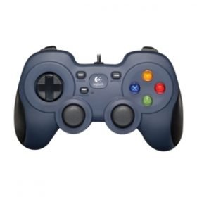 Logitech-940-000112-Logitech F310 Gamepad For PC 8-way D-pad Sports Mode Work with Android TV Comfortable grip 1.8m cord Steam big picture