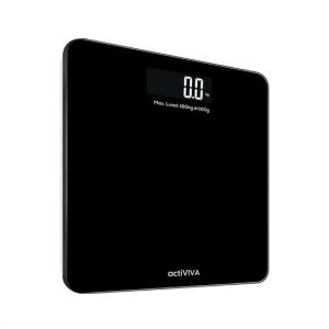 """MBEAT-MB-SCAL-TS01-mbeat® """"actiVIVA"""" Electronic Talking Digital Scale - Scale up to 180kgs/Large Digital Display/Voice Scale"""