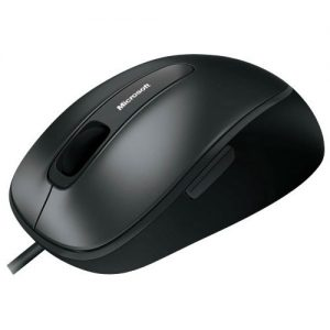 Microsoft-4FD-00027-Microsoft Comfort Mouse 4500 USB BlueTrack Technology Tilt Wheel