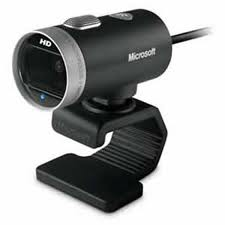 Microsoft-H5D-00016-Microsoft Lifecam Cinema Records true HD-Quality Video up to 30 fps. Retail Pack