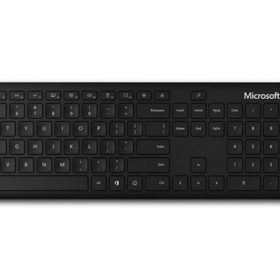 Microsoft-QHG-00017-Microsoft Wireless Bluetooth Desktop Bluetooth Mouse  Keyboard Black