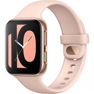 """Oppo-OW19W6-PINKGOLD-OPPO Watch 41mm 8GB Pink Gold  - 1.6"""""""