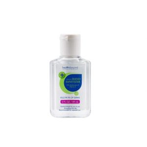 Other-HBHS-59ML-Heathly and Beyond Instant Hand Sanitiser Gel 59ml with moisturizers  Vitamin E