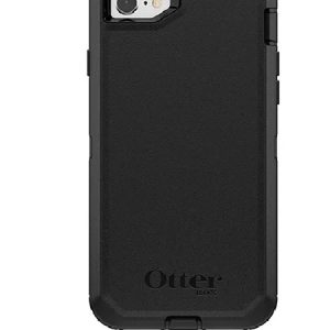 Otterbox-77-56603-OtterBox Defender Series for iPhone SE (2nd gen)  /  iPhone 8 /  iPhone 7 - Black