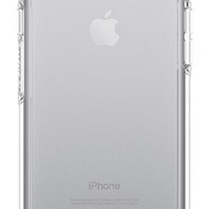 Otterbox-77-56719-OtterBox Apple iPhone SE (2nd gen) and iPhone 8/7 Symmetry Series Clear Case - Clear Crystal