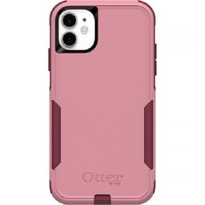 Otterbox-77-62465-Otterbox Apple iPhone 11 Commuter Series Case - Cupid's Way Pink