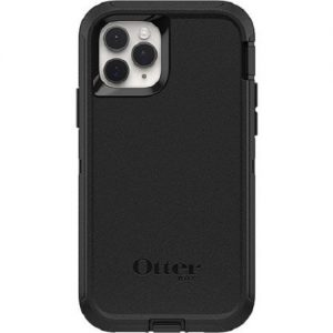 Otterbox-77-62519-OtterBox Apple iPhone 11 Pro Defender Series Screenless Edition Case (77-62519) - Black - Multi-layer defense: inner hard shell