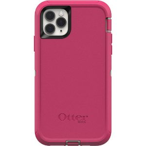 Otterbox-77-62522-OtterBox Apple iPhone 11 Pro Defender Series Screenless Edition Case - Lovebug Pink