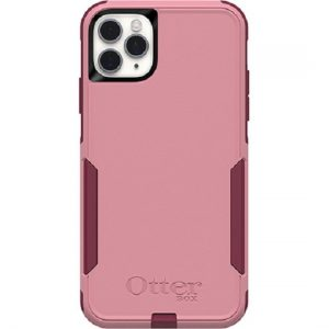 Otterbox-77-62589-Otterbox Apple iPhone 11 Pro Max Commuter Series Case - Cupid's Way Pink
