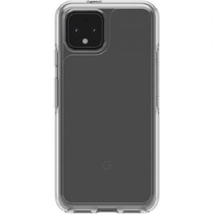 Otterbox-77-62725-OtterBox Pixel 4 Symmetry Series Clear Case - Clear