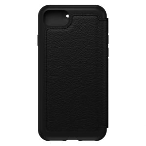 Otterbox-77-65063-OtterBox Strada Series Case For Apple iPhone 7 / iPhone 8 / iPhone SE - Shadow Black