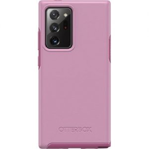 Otterbox-77-65245-Otterbox Symmetry Series Case for Samsung Galaxy Note20 Ultra 5G - Cake Pop Pink