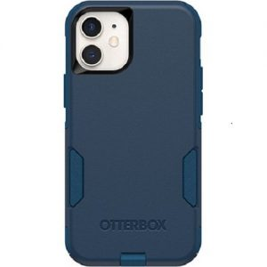 Otterbox-77-65357-Otterbox Apple iPhone 12 and iPhone 12 Pro Commuter Series Case - Bespoke Way Blue