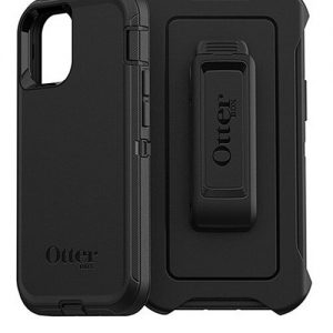 Otterbox-77-65401-Otterbox Defender Case for iPhone 12 /  iPhone 12 Pro - Black