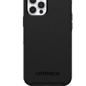Otterbox-77-65414-Otterbox Symmetry Series Case for  iPhone 12 / iPhone 12 Pro - Black