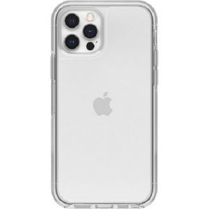 Otterbox-77-65422-Otterbox Apple iPhone 12 and iPhone 12 Pro Symmetry Series Clear Case - Clear