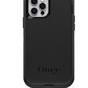 Otterbox-77-65449-Otterbox Defender Case for iPhone 12 Pro Max - Black