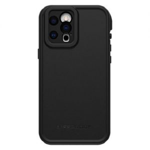 Otterbox-77-65458-LifeProof FRE case for Apple iPhone 12 Pro Max - Black