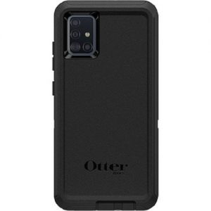 Otterbox-77-65678-Otterbox Defender Series Case for Samsung Galaxy A51 - Black