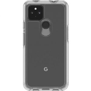 Otterbox-77-65743-Otterbox Pixel 4a (5G) Symmetry Series Clear Case - Clear
