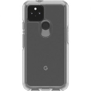 Otterbox-77-65749-Otterbox Pixel 5 Symmetry Series Clear Case - Clear