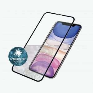 Panzer Glass-2665-PanzerGlass Screen Protector - Case Friendly - for Apple iPhone XR / iPhone 11 - Black - Full frame coverage