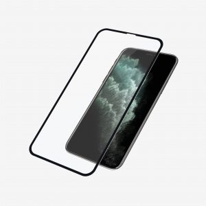 Panzer Glass-2666-PanzerGlass Screen Protector - Case Friendly -  for Apple iPhone Xs Max / iPhone 11 Pro Max - Black - Full frame coverage