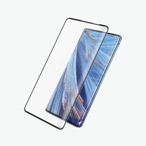Panzer Glass-7064-PanzerGlass Screen Protector - Case Friendly - For Oppo Find X2 Neo - Full Frame Coverage