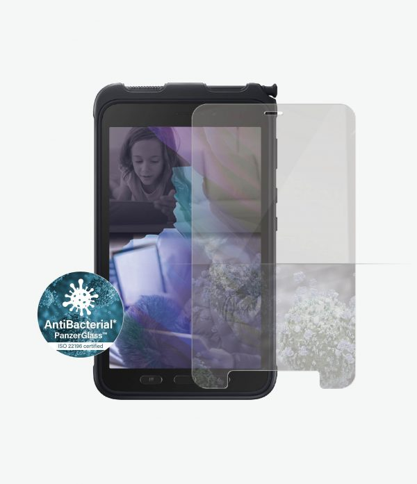Panzer Glass-7245-PanzerGlass Screen Protector For Samsung Galaxy Tab Active 3 - Full Frame Coverage