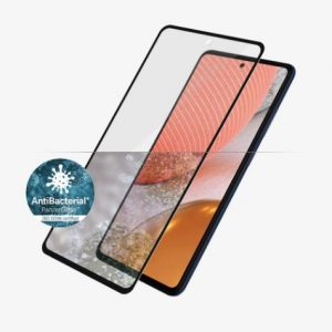 Panzer Glass-7255-PanzerGlass Screen Protector - Case Friendly - For Samsung Galaxy A72 - Full Frame Coverage