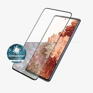 Panzer Glass-7258-PanzerGlass Screen Protector - Fingerprint Support - For Samsung Galaxy S21 Ultra - Full Frame Coverage