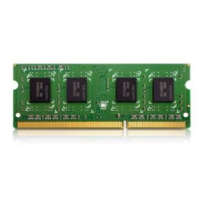 QNAP-RAM-8GDR3L-SO-1600-QNAP RAM-8GDR3L-SO-1600 8GB DDR3L RAM 1600MHz 204Pin SODIMM Memory Module for F/TS-x69/x73 Series/IS-400 Pro Retail