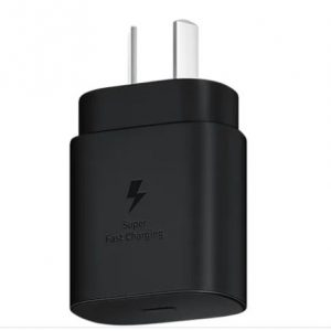 Samsung-EP-TA800NBEGAU-Samsung Wall Charger for Super Fast Charging 25W Black