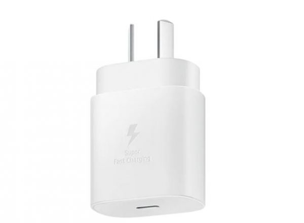 Samsung-EP-TA800NWEGAU-Samsung Wall Charger for Super Fast Charging 25W White